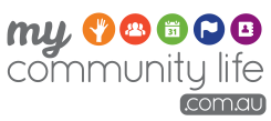 Kingston Community Life Logo and link to the homepage